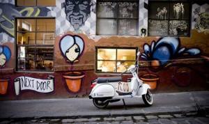 Movida Next Door, Hosier Lane, Melbourne, 2008